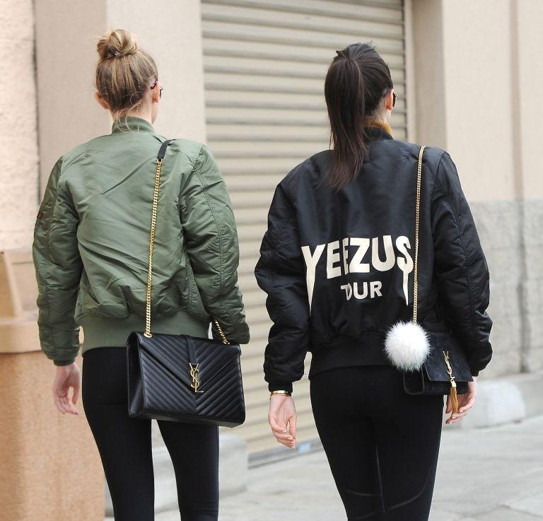 Focus sur celui de la collection Yeezus par Kanye West porté par Kendall Jenner!