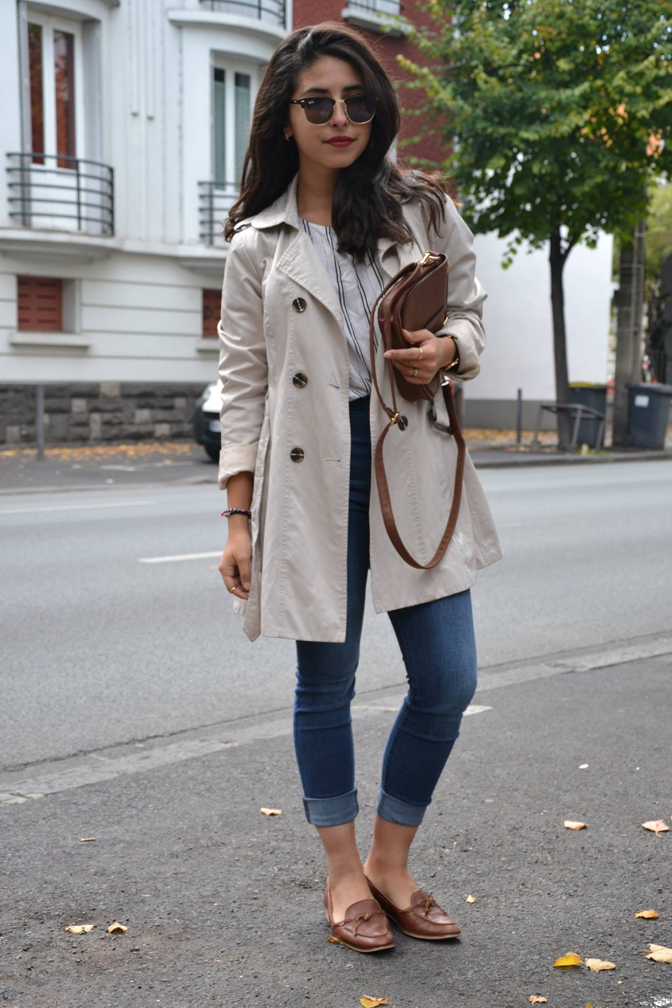 Comment porter le trench coat ilhamjod - Comment porter un trench femme ...