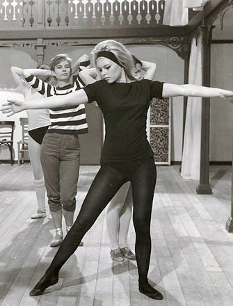 Brigitte Bardot et Repetto : l'alliance qui unit danse à mode