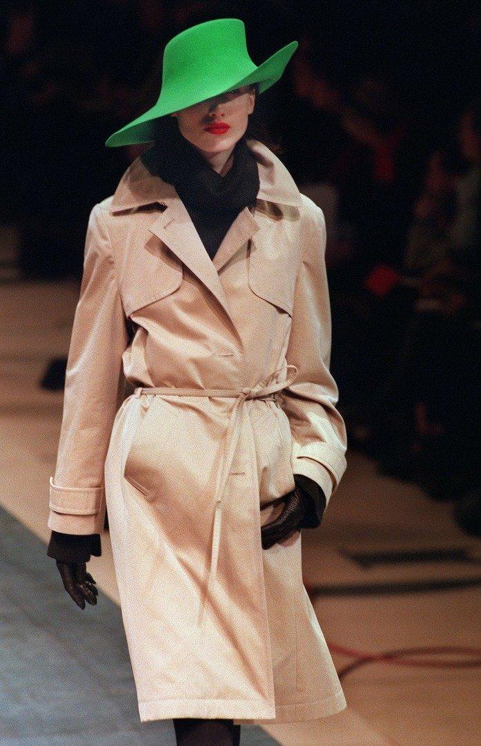 La version célèbre de Yves Saint Laurent en 1999