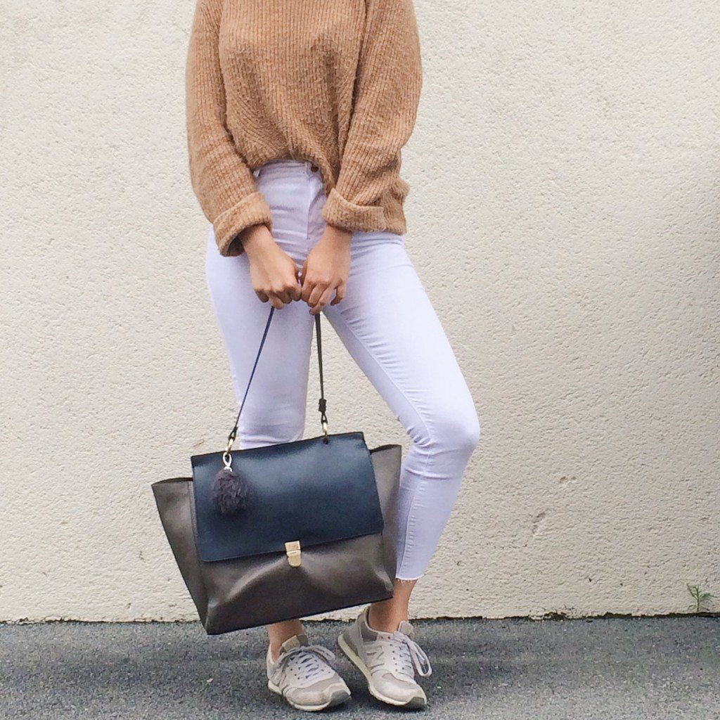 Pull : New Look Sneakers : New Balance Sac : Min