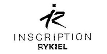 "Logo ""Inscription Rykiel"""