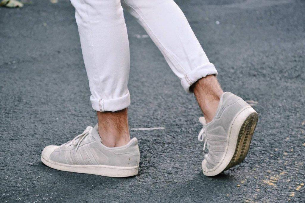 Pantalon : ASOS Sneakers : Adidas